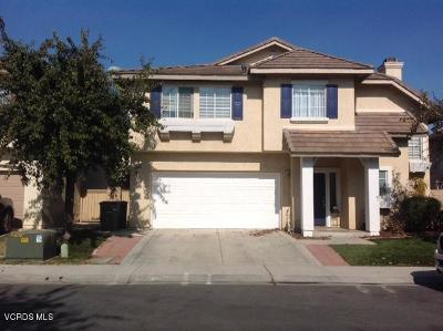 Oxnard CA Single Family Home Sold: $554,000
