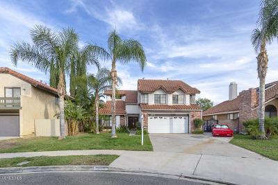 Simi Valley Single Family Home For Sale: 2074 Stilman Court