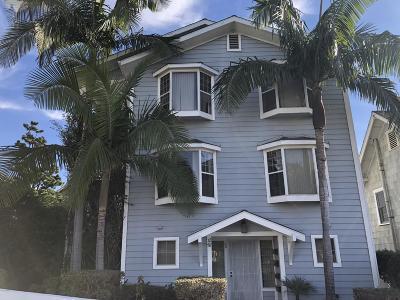 Ventura County Rental For Rent: 72 Fir Street