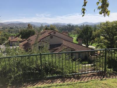 Simi Valley Condo/Townhouse For Sale: 456 Country Club Drive #D