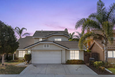 Oxnard Single Family Home For Sale: 711 Perth Place