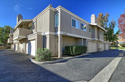 Ventura CA Condo/Townhouse For Sale: $389,000