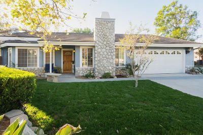 Simi Valley Single Family Home For Sale: 2331 Welcome Court