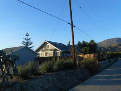 Santa Paula Rental For Rent: 121 Willard Road