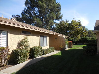 Camarillo Single Family Home For Sale: 42050 Village 42 #42