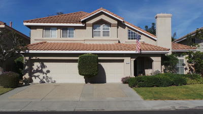 Ventura Single Family Home For Sale: 8415 Humboldt Street