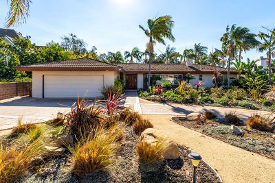 Camarillo Single Family Home Active Under Contract: 1404 Calle Aurora