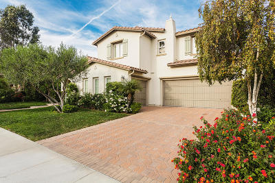Newbury Park Single Family Home For Sale: 1441 Honey Creek Court