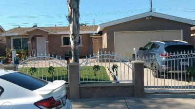 Oxnard Single Family Home For Sale: 3211 Merced Place