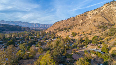 Ventura Single Family Home For Sale: 8622 Nye Road