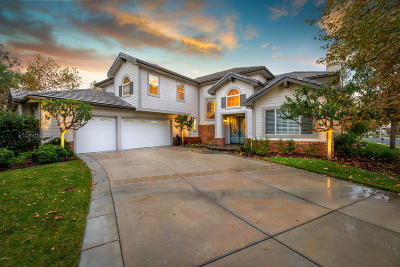 Ventura County Single Family Home For Sale: 649 Noble Road