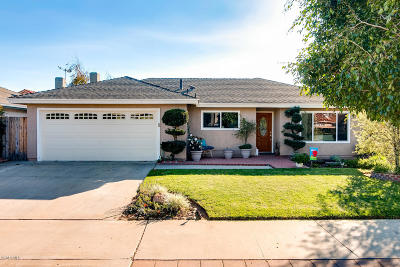 Oxnard Single Family Home For Sale: 1910 Natalie Place
