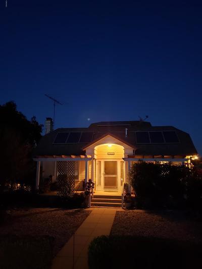 Fillmore Single Family Home For Sale: 1502 Los Angeles Avenue