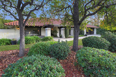 Westlake Village Single Family Home For Sale: 4128 Valley Spring Drive