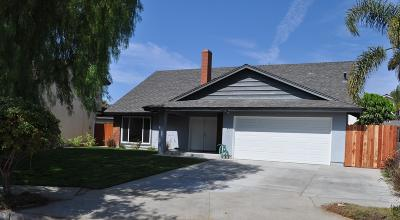 Ventura Rental For Rent: 8525 Idyllwild Street