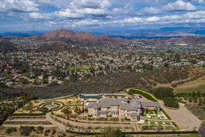 Ventura County Single Family Home For Sale: 2800 White Stallion Road