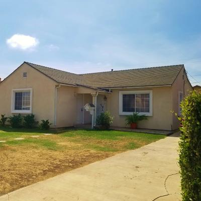 Oxnard Single Family Home For Sale: 244 E Birch Street
