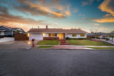 Thousand Oaks Single Family Home Active Under Contract: 270 E Sidlee Street