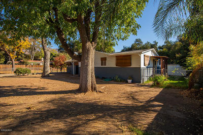 Single Family Home Active Under Contract: 136 S Encinal Avenue