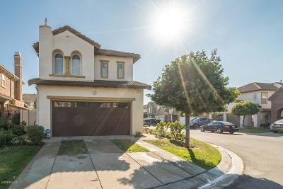 Oxnard Single Family Home Active Under Contract: 232 Bishop Way