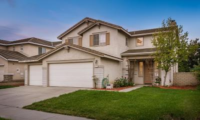 Oxnard Single Family Home Active Under Contract: 430 Aliso Place