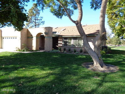 Camarillo Single Family Home For Sale: 17113 Village 17