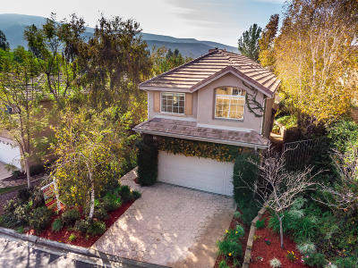 Thousand Oaks Single Family Home For Sale: 2940 Capella Way