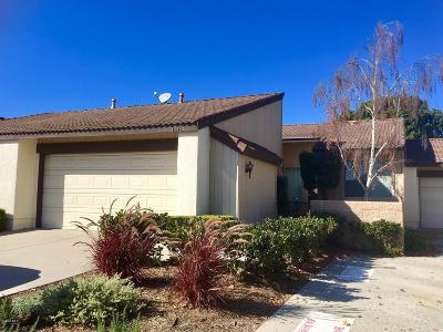 Ventura Condo/Townhouse Active Under Contract: 10426 Boulder Court