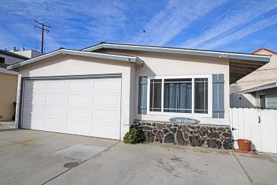 Oxnard Rental For Rent: 253 Santa Monica Drive