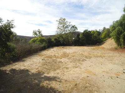Westlake Village Residential Lots & Land For Sale: 1545 Fairmount Road