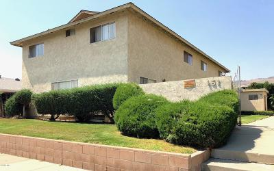 Multi Family Home For Sale: 151 Sespe Avenue