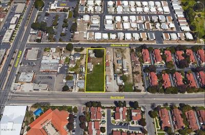 Oxnard Residential Lots & Land For Sale: 234 Johnson Road