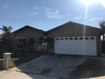 Oxnard Single Family Home Active Under Contract: 1954 Napoleon Avenue