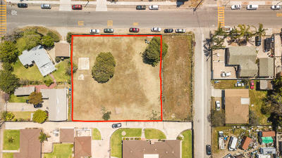 Oxnard Residential Lots & Land For Sale: 2757 Alvarado Street