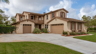 Oxnard Single Family Home For Sale: 2053 Keltic Lodge Drive