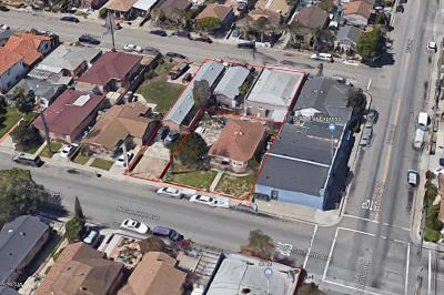 Oxnard Multi Family Home For Sale: 420 Grant Avenue