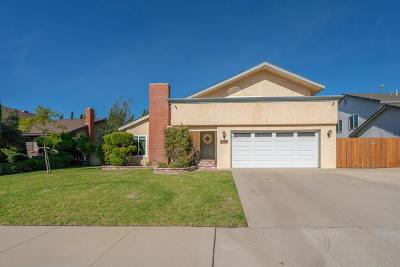 Camarillo Single Family Home Active Under Contract: 2765 Via Vela