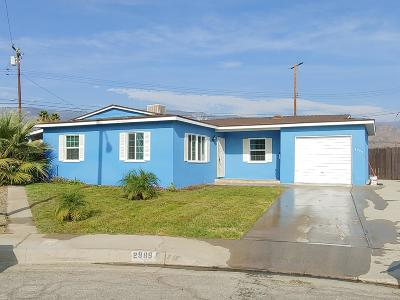 Single Family Home For Sale: 2989 Conejo Drive