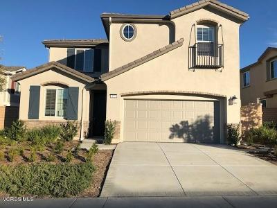 Simi Valley Single Family Home For Sale: 172 Sequoia Avenue