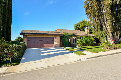 Camarillo Single Family Home For Sale: 2247 Westwood Drive