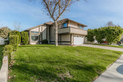 Camarillo Single Family Home For Sale: 5961 Joshua Trail