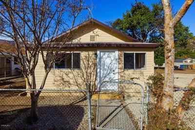 Fillmore Single Family Home Active Under Contract: 749 Blaine Avenue