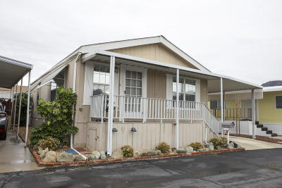 Santa Paula  Mobile Home For Sale: 720 W Santa Maria Street #26
