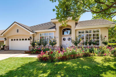 Lake Sherwood Single Family Home For Sale: 408 Braxfield Court