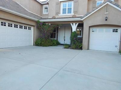 Ventura County Rental For Rent: 4323 Via Entrada