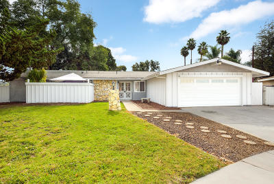 Thousand Oaks Single Family Home For Sale: 2368 Ingelow Court
