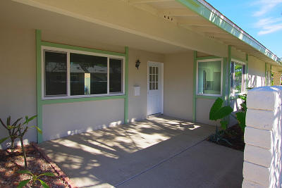 Port Hueneme Single Family Home Active Under Contract: 109 W Alta Green