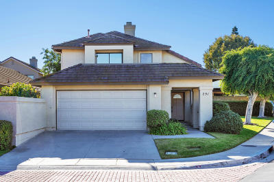 Camarillo Single Family Home For Sale: 291 Picado Drive