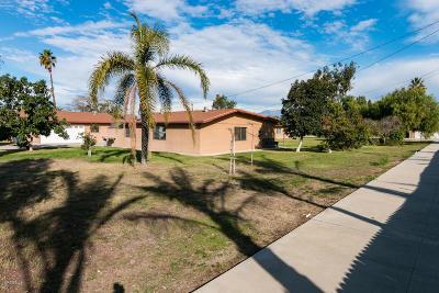 Oxnard Single Family Home For Sale: 977 E Collins Street