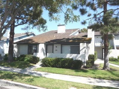 Oxnard Condo/Townhouse For Sale: 5150 Jefferson Square